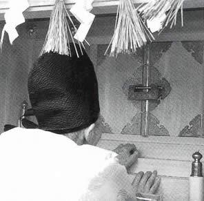 奥宮夜叉龍神社造営